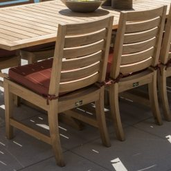 Outdoor Teak Dining Chairs