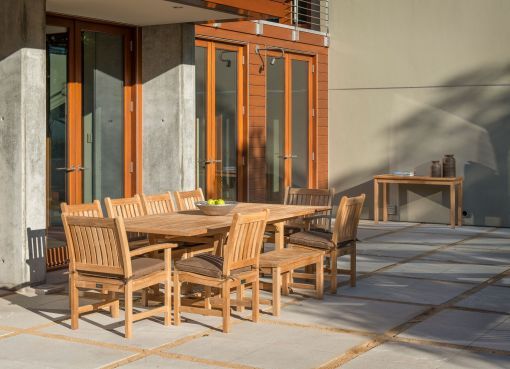 Outdoor Teak Dining set