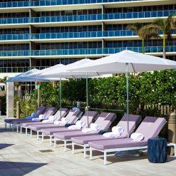 Tuuci Ocean Master Classic Umbrella, Commercial - Resort