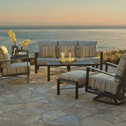 Full Gios Lounge Set, Patio - 6 piece