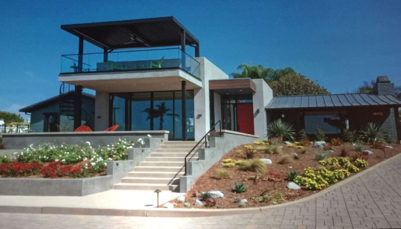 Struxure Cover Modern Home, Residential Grade