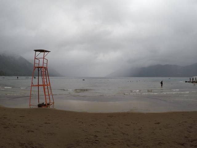 Caburgua beach, Pucón, Chile