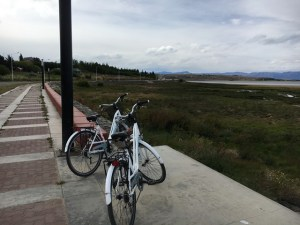 Blue Sky and Wine, Bike rental in El Calafate, Argentina