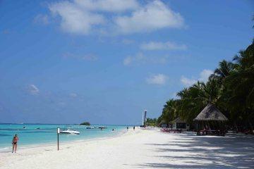 day visit to Club Med Kani, Maldives