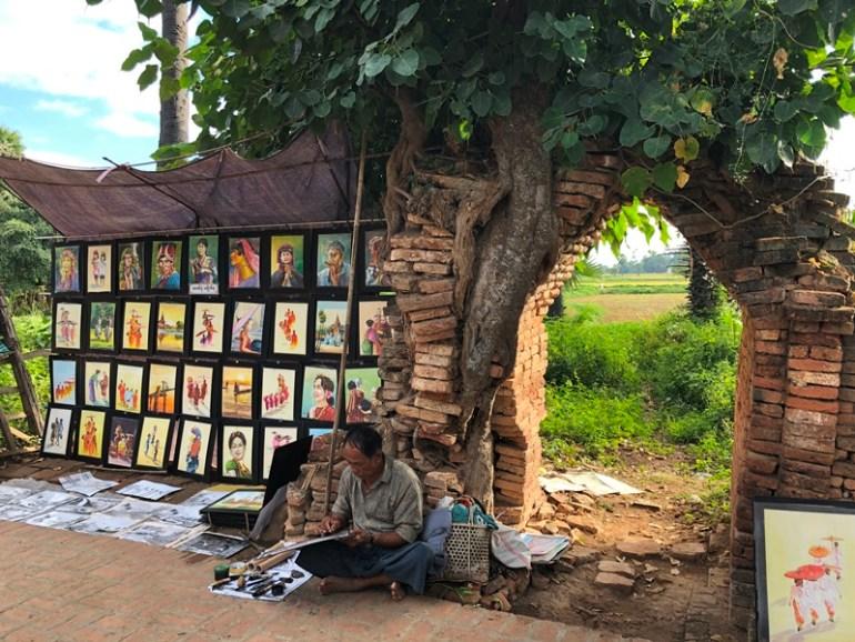 Yadana Hsemee Pagoda Complex