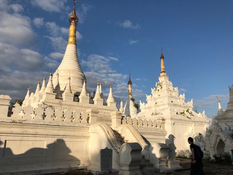 Maha Aungmye Bonzan Monastery