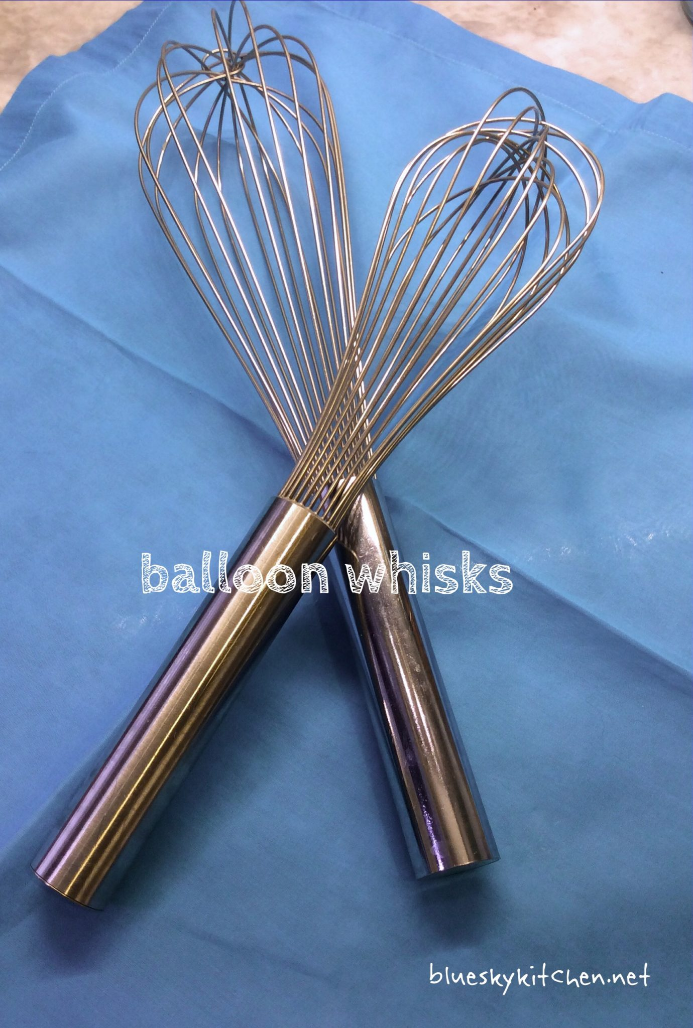How and why you should use a whisk ~ Bluesky at Home