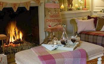 The Day after Christmas ~ What says warm and cozy?