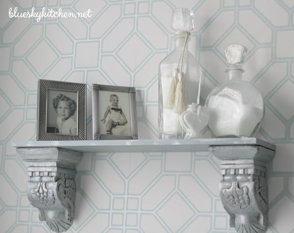 How We Remodeled our Master Bathroom ~ the After