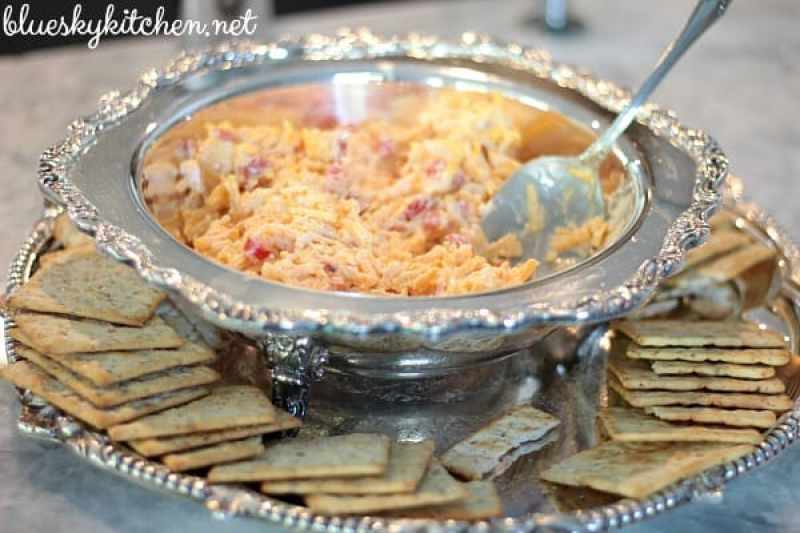 Southern Pimento Cheese Leads off Derby Party. See the hats, decorations and a fabulous traditional Kentucky Derby recipe that's so good for any party.