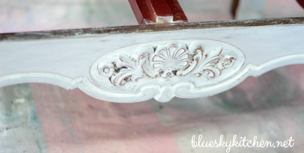 Cabinet Makeover ~ from Gaudy Gold to Soft Elegance