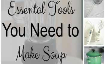 5 Essential Tools You Need for Making Soup