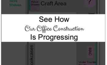 How Our Office Construction is Progressing