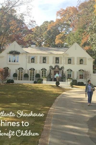 Atlanta Showhouse Designers Shine to Benefit Children