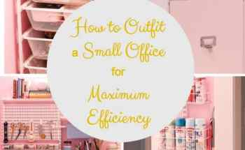 How to Outfit a Small Office for Maximum Efficiency