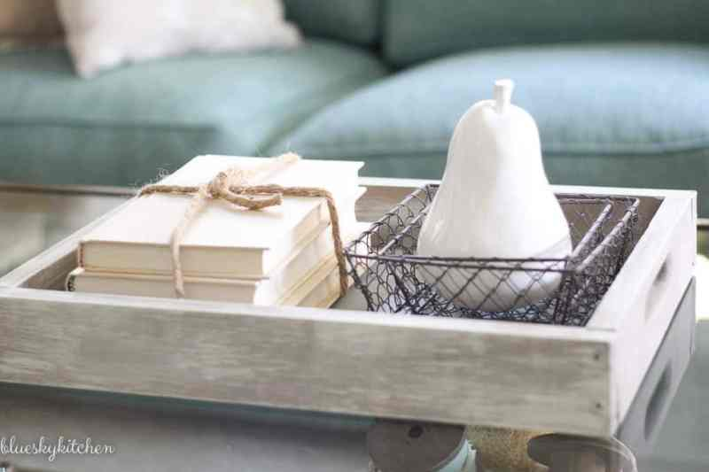 10 Awesome Accessories for Spring Decorating. Great tips for how accessories in spring decorating bring a lighter palette and cleaner look.