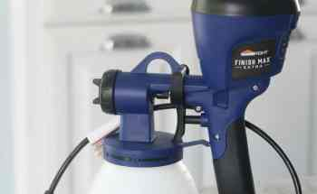 Patio Paint Updates Made Easy with New Paint Sprayer