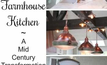 Gorgeous Modern Farmhouse Kitchen You Will Love