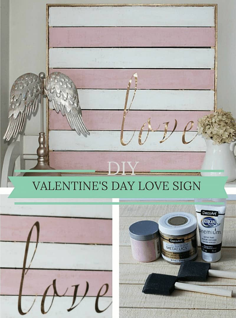 Top 10 Best DIY Valentine Decorations ~ Bluesky at Home