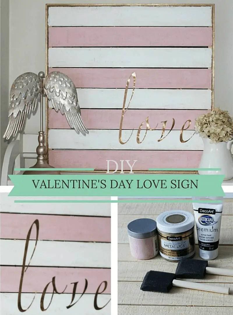 Top 10 Best DIY Valentine Decorations ~ Bluesky at Home