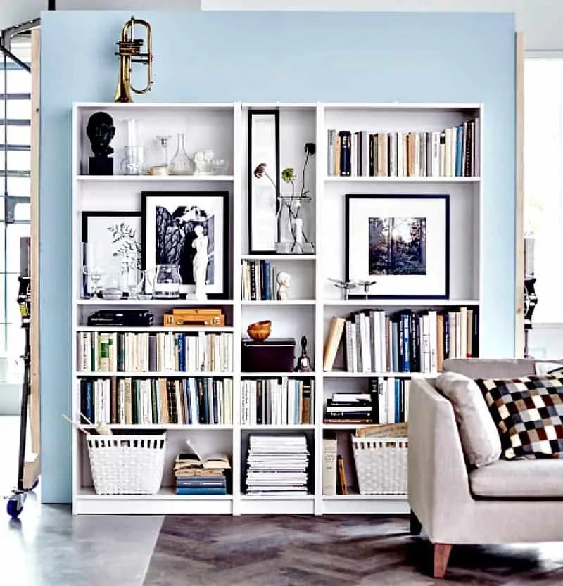 6 Inspiring Ideas For New Bookshelves. When New Living Room Bookshelves Are  On Your Wish