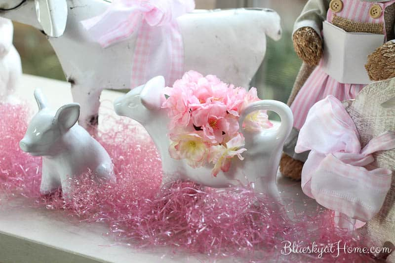 Colorful Easter Decorations Make the Season Special ~ Bluesky at Home