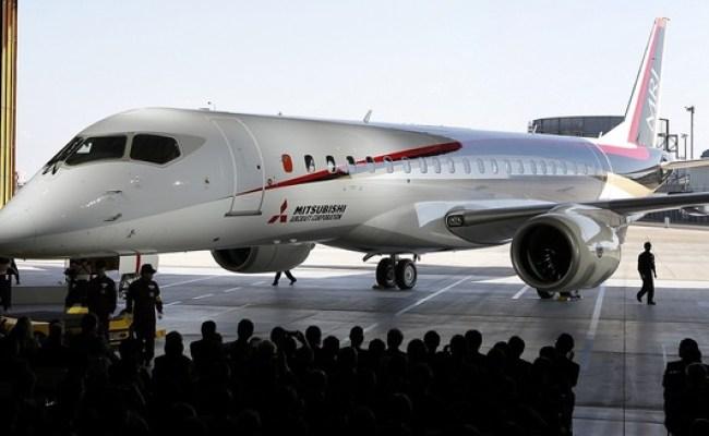 Mitsubishi Takes To The Skies With Mrj Noriko S Study Hall