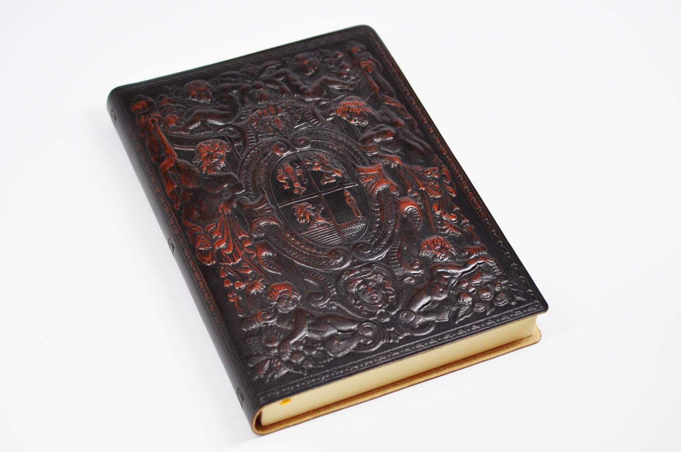 Old World Leather Journal, A Unique Journal Crafted In