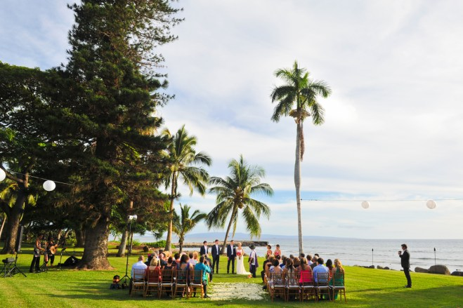 OLowalu Maui Wedding
