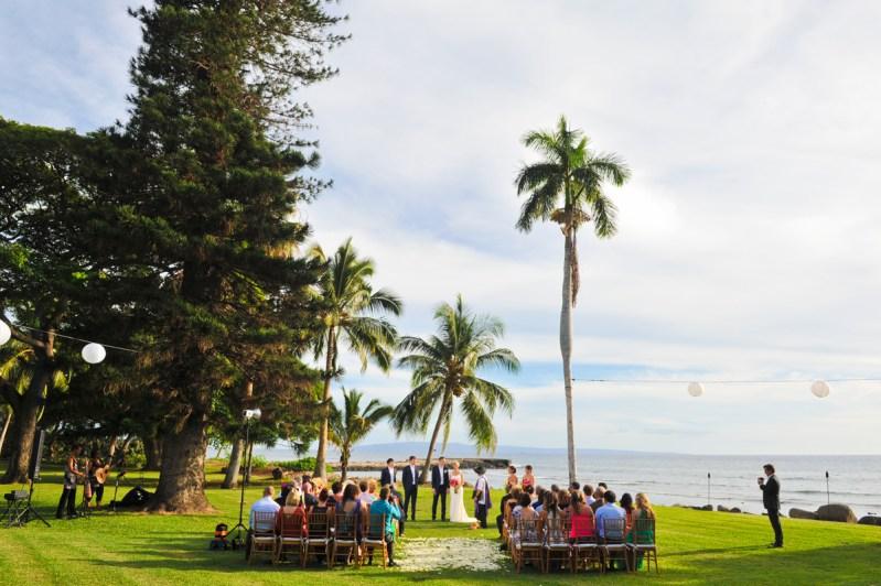 OLowalu Maui Wedding