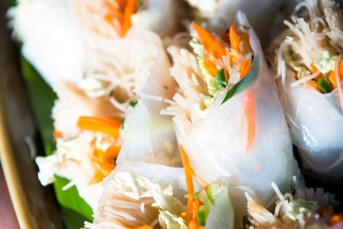 Summer rolls - Maui - Blue sky weddings