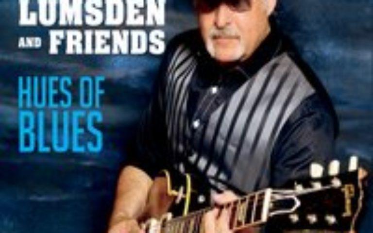 Картинки по запросу David Lumsden & Friends – Hues of the Blues