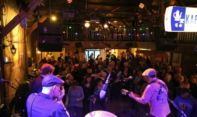 Nes Blues Club feiret 20 år