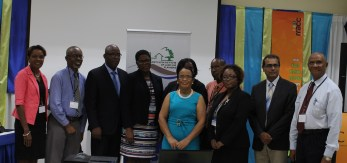 Figure 4: Launch of the Saint Lucia Institute of Land Use Planners