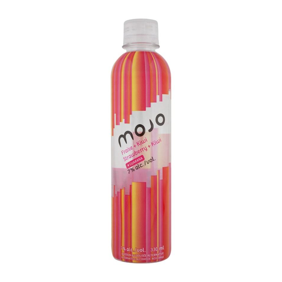 MOJO - Fraise Kiwi - bouteille