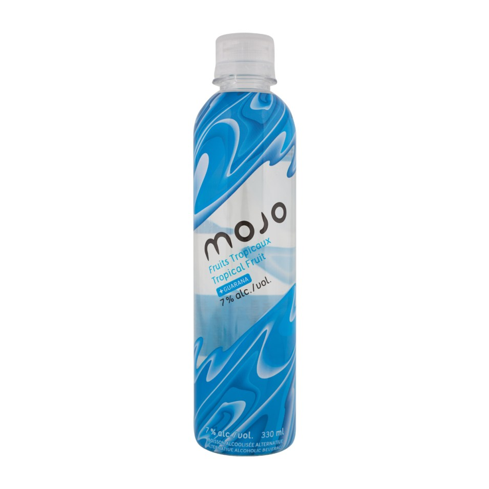 MOJO - Fruits Tropicaux - bouteille