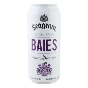 Seagram - Baies