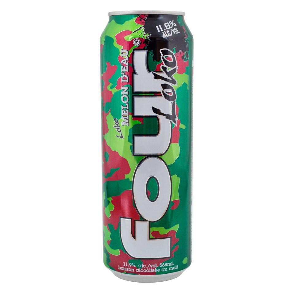 Four Loko - Melon d'eau
