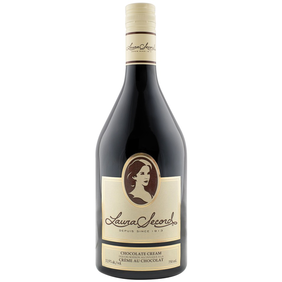 Boisson Crémeuse Laura Secord au Chocolat 750ml