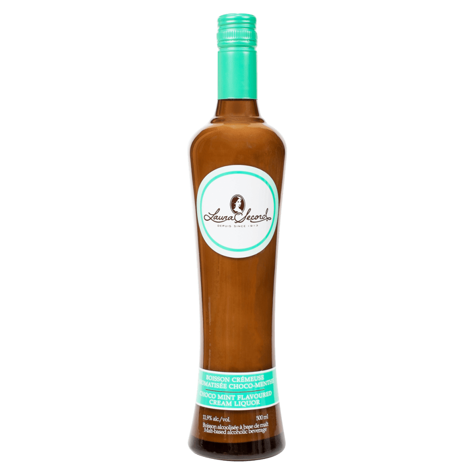 Laura Secord Choco-Mint Flavoured Cream Liquor 500mL Image