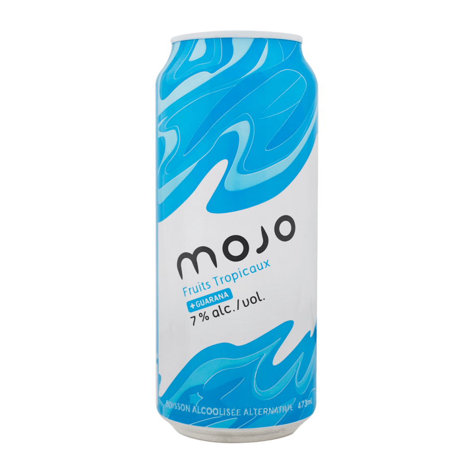 MOJO - Tropical Fruit - Can Image