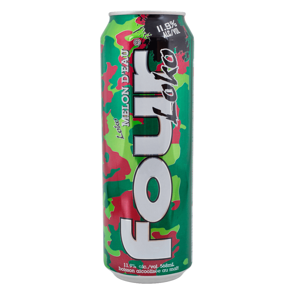Four Loko - Watermelon Image