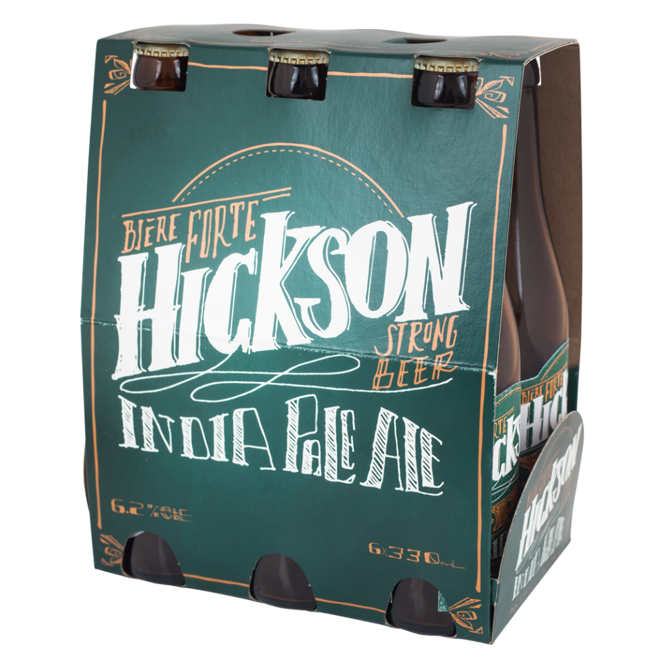 Hickson India Pale Ale - 330mL Image