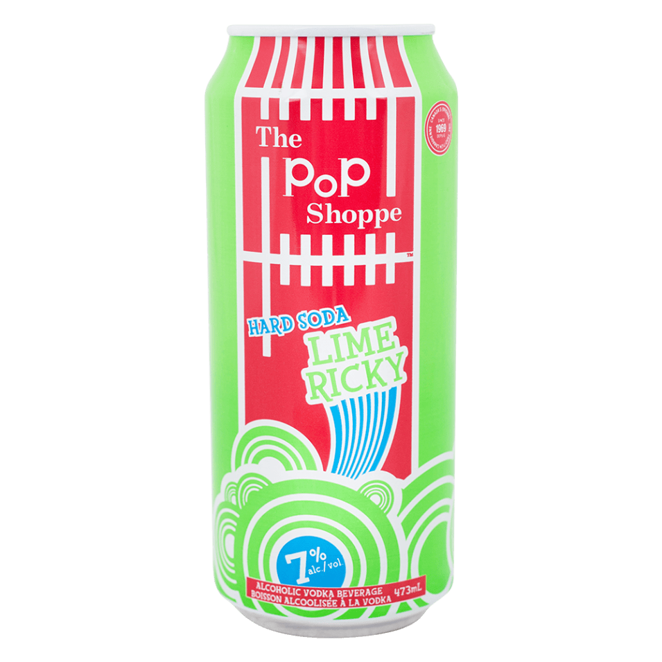 The PoP Shoppe Lime Ricky Image