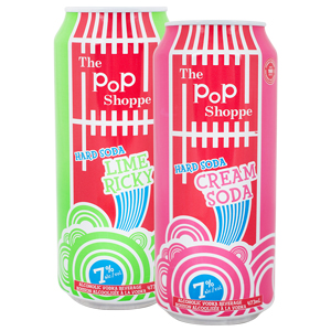 The PoP Shoppe Soda Alcoolisé