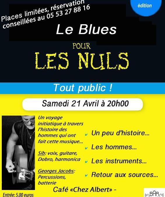 Le Blues pour les nuls – 2ème édition