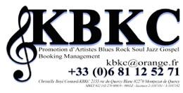 KBKC - Promotion d'artistes Blues Rock Soul Jazz Gospel