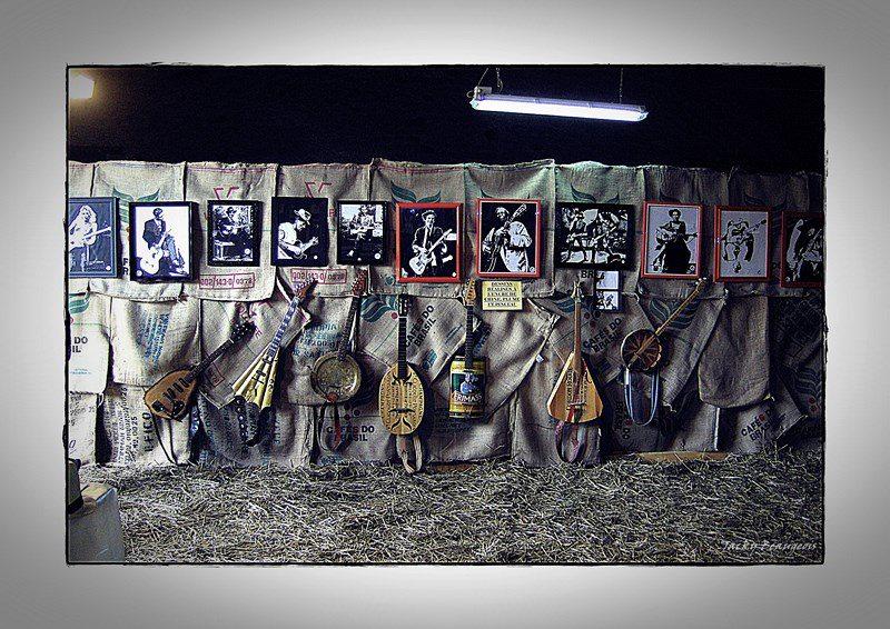 Les portraits et les cigar boxes de Jacky Beaugeois