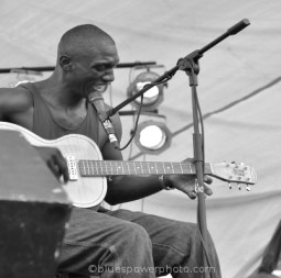 Cedric Burnside at N MS Hill Country Picnic 2010