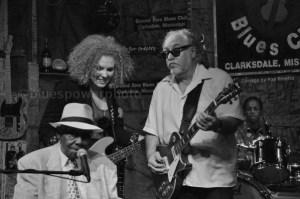 Pinetop Perkins and band @ Ground Zero